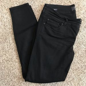 Torrid Jeggings. Black, Size 16 Extra Tall